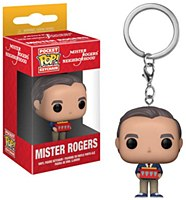 Mister Rogers Pop Key Chain