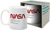 Nasa Classic Boxed Mug