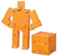 Cubebot - Orange