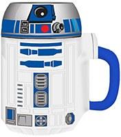R2d2 Sculpted Mug