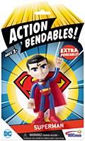Superman Action Bendable