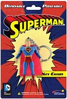 Superman Bendable Keychain
