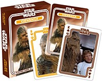 Sw Chewbacca Playing Cards