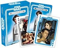 Sw Princes Leia Playing Cards