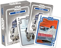 Sw R2-d2 Playing Cards
