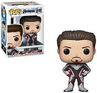 Tony Stark Endgame Pop Fig