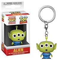 Toy Story Alien Pop Keychain
