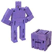Cubebot - Violet
