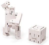 Cubebot - White