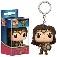 Wonder Woman Pop Keychain