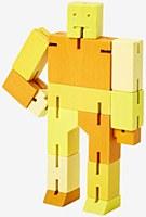Cubebot - Yellow Multi