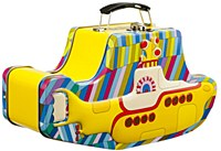 Yellow Submarine Shaped Tote