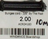 "Bungee cord - 1/2"" [12mm]"