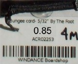 """Bungee cord- 3/8"""" [9mm]"""