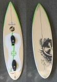 "5'8"" Brunotti Wave Board"