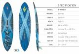 Exocet '17 X-Wave 85L