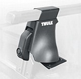 Thule Aero Foot Pack 400XT