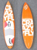 "5'10""  Crazyfly Surfboard"