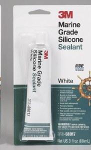 3M MARINE GRADE SEALANT WHITE