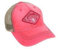 CALCUTTA HAT CORAL/TAN LADIES