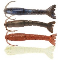 "BERKLEY GULP 3"" SHRIMP AST PIN"