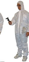 COVERALL X-LG PRO3000