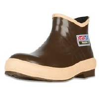 "BOOT BROWN XTRATUF 6"" SZ 12"