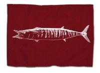TAYLOR FLAG WAHOO 18X12
