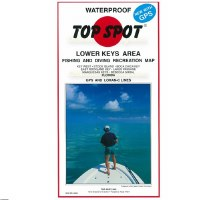 TOP SPOT MAP N209 LOWER KEYS