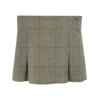 Alan Paine Compton Pleat Skirt