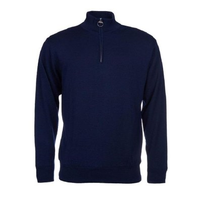 Barbour Gamlin Half Zip Waterproof Sweater