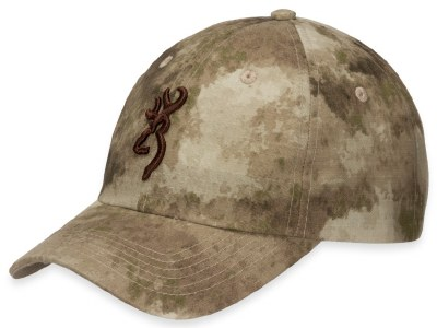 Browning Camouflage Cap