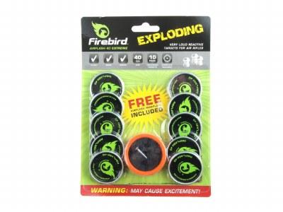 Firebird Air Flash Target