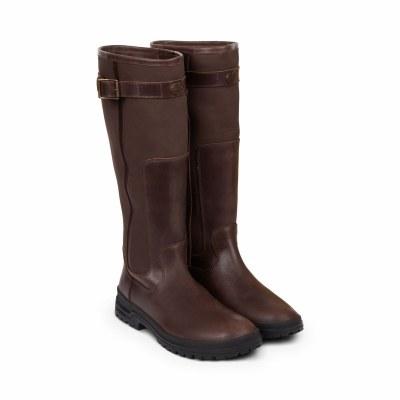 Le Chameau Jameson Unisex Leather Boot