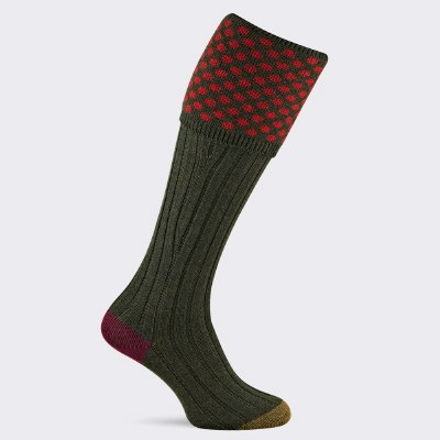 Pennine Viceroy Sock Hunter XL