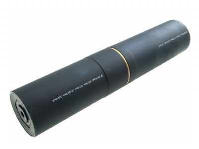 Stalon W110 M18x1 .22 CF - .243 CF Sound Moderator