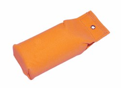 Bisley Orange Puppy Dummy