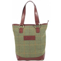 Alan Paine Tote Tweed Bag