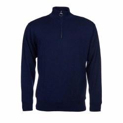Barbour Gamlin Half Zip Waterproof Sweater