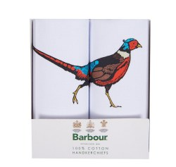 Barbour Pheasant Hankies