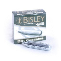 Bisley CO2 Capsules 12g