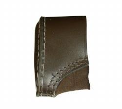 Bisley Leather Slip On Pad