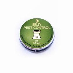 Bisley Pest Control .22 Pellets