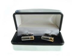 Derek Lee Gunsmiths Cartridge Country Cufflinks
