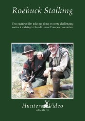Hunters Videos Roebuck Stalking DVD