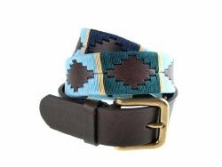 Pioneros Polo Belt Green/Blue/Navy