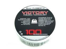 Victory .22 (6mm) Short Blanks