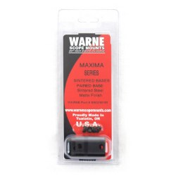 Warne Maxima 2 Piece Base