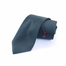 Derek Lee Gunsmiths Green Pheasant Woven Silk Tie