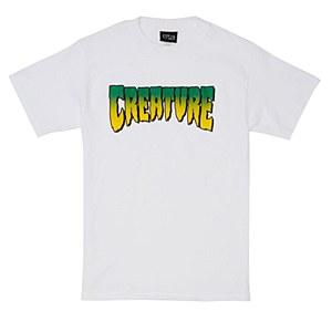 Creature Logo T-Shirt M